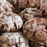Μπισκότα με πραλίνα φουντουκιού (μερέντα ή νουτέλα)
