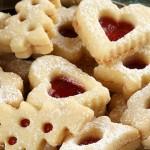 Συνταγή για γεμιστά μπισκότα