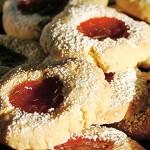 Συνταγή για μπισκότα με μαρμελάδα