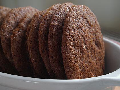 Μπισκότα με πετιμέζι