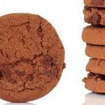 Συνταγή για μπισκότα σοκολάτας