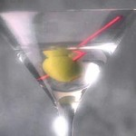 Συνταγή για martini dry