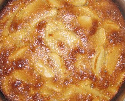 Εύκολο κέικ μήλου