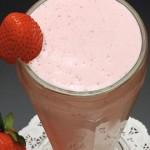 smothie φράουλας