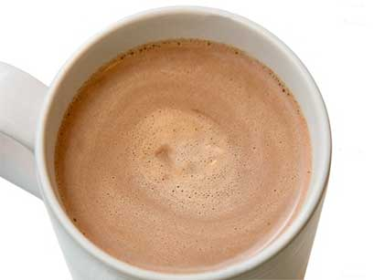 Καφές με σοκολάτα