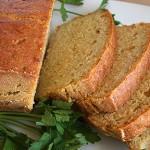 Αλμυρό κέικ με κολοκύθι