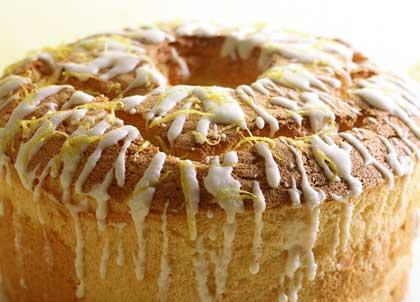 Κέικ λεμονιού
