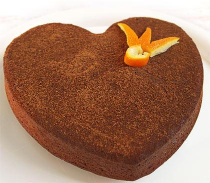 Κέικ σοκολάτα με ελαιόλαδο