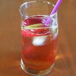 Κοκτέιλ μήλου χωρίς αλκοόλ