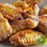 Κοτόπουλο ψητό με τσίλι