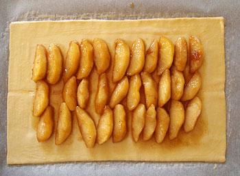 μηλόπιτα γέμιση