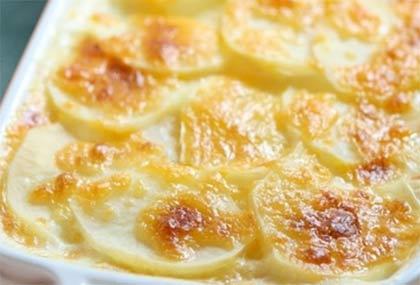 Πατάτες ογκραντέν