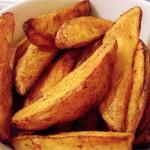 Πατάτες ψητές με πάπρικα