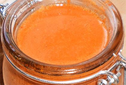 Σάλτσα πίρι πίρι