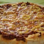 Πίτσα με κιμά