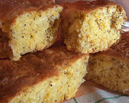 Ψωμί με καρότο