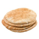 Πίτες για ντονέρ (γύρο ή σουβλάκι)