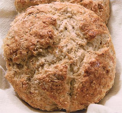 Εύκολο ψωμί σόδας