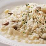 Συνταγή για ριζότο με μανιτάρια