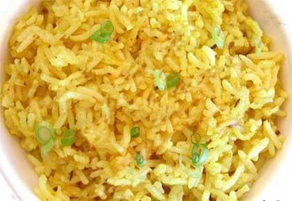 Ρύζι με κάρυ
