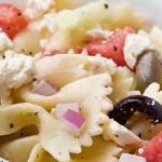 Ελληνική σαλάτα ζυμαρικών