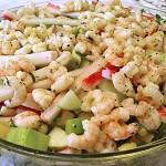Συνταγή : Σαλάτα θαλασσινών