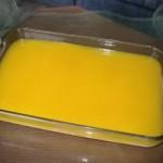 Γλυκό ψυγείου με πορτοκάλια