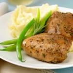 Κοτόπουλο με Χλωρό Δεντρολίβανο