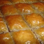 Authentic Greek recipe for  12 Greek Sweets