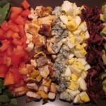 Συνταγή από Jenny για Cobb salad