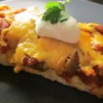 Συνταγή από Jenny για Enchiladas με κοτόπουλο και chorizo