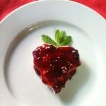 Συνταγή από Jenny για Φραουλένιο cheesecake