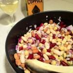 Συνταγή από Jenny για Mexican bean salad