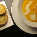 Συνταγή από Jenny για Σούπα με yams και καρότα / Yams and carrots soup