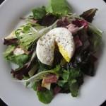 Συνταγή από Jenny για Πράσινη σαλάτα με αυγό ποσέ / Green salad with poached egg