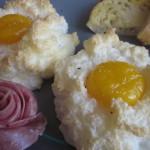 Συνταγή από Jenny για Αφράτα αυγά φούρνου / Baked fluffy eggs