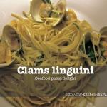 Συνταγή από Jenny για Λινγκουίνι με αχιβάδες, φρέσκια ρίγανη και ξύσμα λεμονιού ...