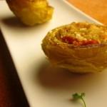Συνταγή από Jenny για Αγγινάρες γεμιστές με κόκκινη πιπεριά και φέτα / Artichoke...
