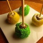 Συνταγή από Jenny για Cake pops: the new cupcake