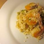 Συνταγή από Jenny για Ριζότο με γαρίδες, σπαράγγια και μοσχολέμονο και μια ΑΝΑΚΟ...