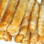 Μπουρεκάκια τσιγάρο (τούρκικα μπουρεκάκια)