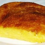 Γλυκό : Γαλατόπιτα γλυκιά χωρίς φύλλο