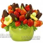 Φρούτα σε μπουκέτο 1