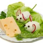 Τα ποντικάκια στον μπουφέ