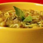 Σούπα χαρίρα, Μαροκινή