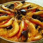 Συνταγή : Παέλια - Ισπανική κουζίνα