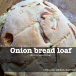 Συνταγή Από Jenny Για Ψωμί Με Κρεμμύδια / Onion Bread