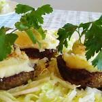 Γλαστράκια από κιμά με πουρέ πατάτας