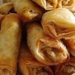 Σπρινγκ ρολς (spring rolls)
