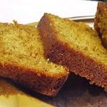 Κέικ με φουντούκια, μέλι